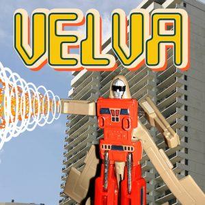 Velva Robot Loves Me